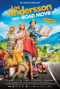 Los Andersson: Road Movie