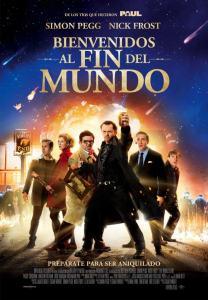 Bienvenidos al fin del mundo (2013) HD 1080p Latino