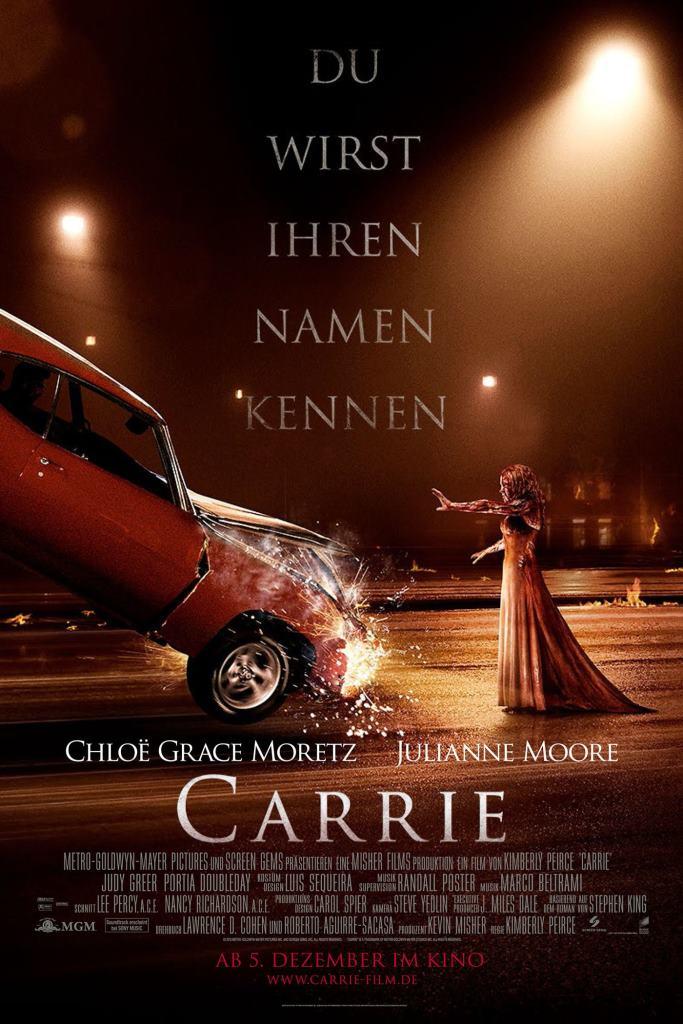 Carrie (2013) HD 1080p Latino