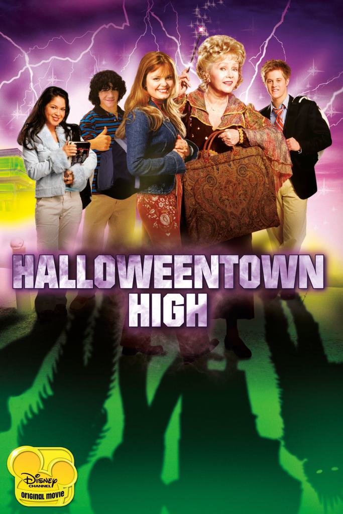 Halloweentown 3: Academia de brujas (2004) DVD-Rip Español