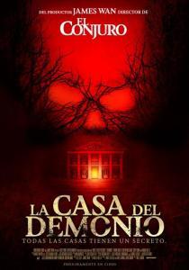 La casa del demonio (2015) HD 1080p Latino