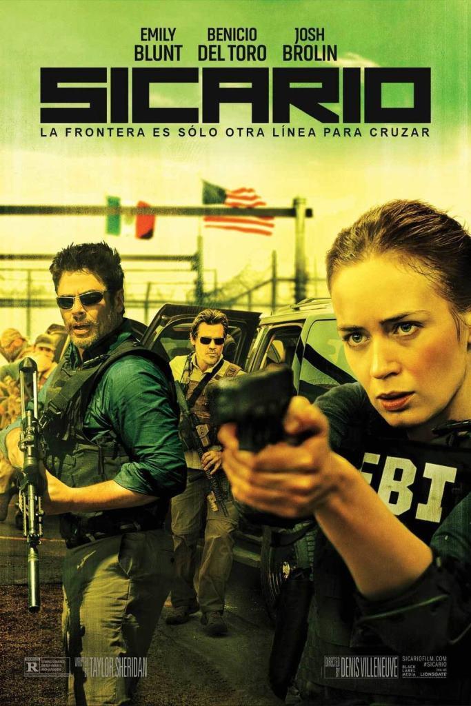 Sicario (2015) HD 1080p Latino