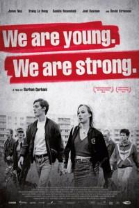 Somos jóvenes. Somos fuertes.