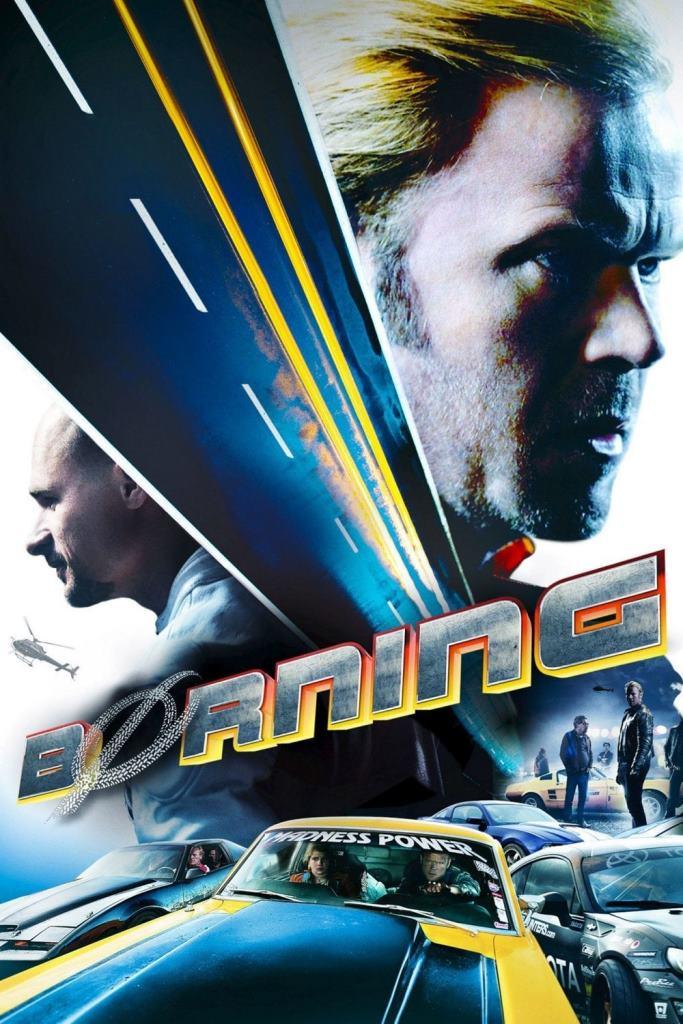 Borning: A todo gas (2014) HD Español