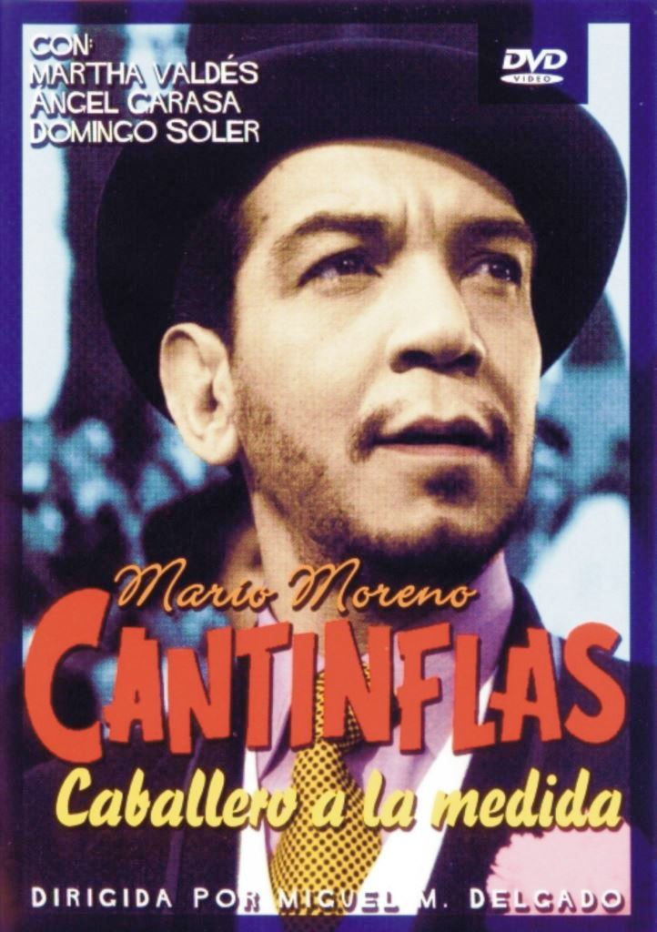 Cantinflas Caballero a la medida