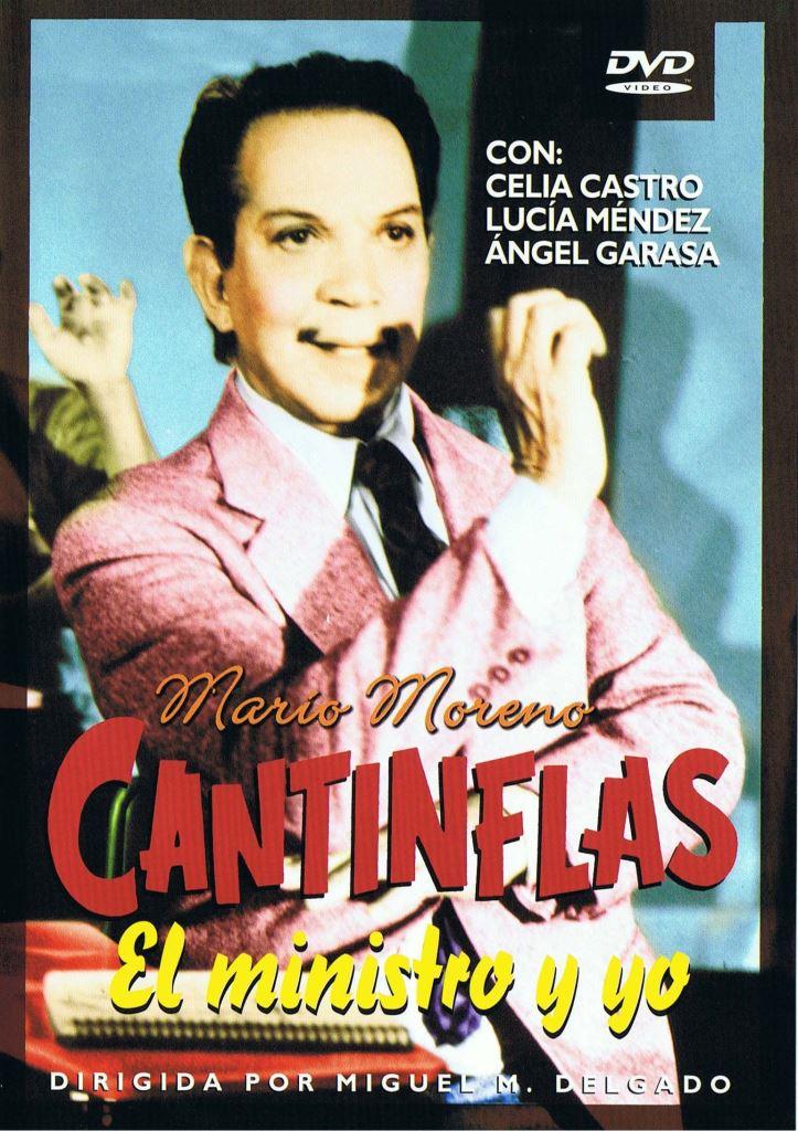 Cantinflas El ministro y yo