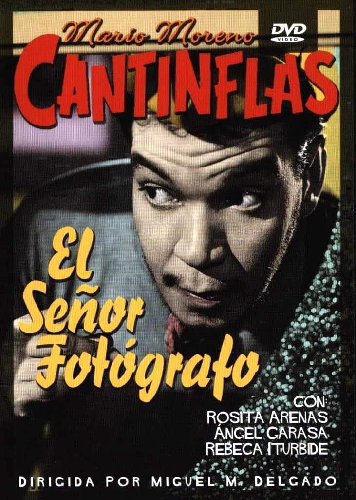Cantinflas El señor fotógrafo