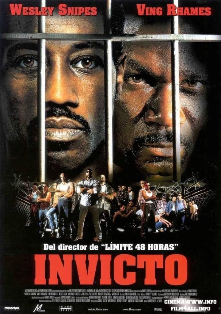 Invicto (2002) HD 1080p Latino