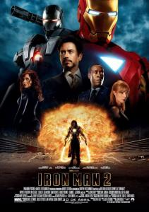 Iron Man 2 (2010) HD 1080p Latino