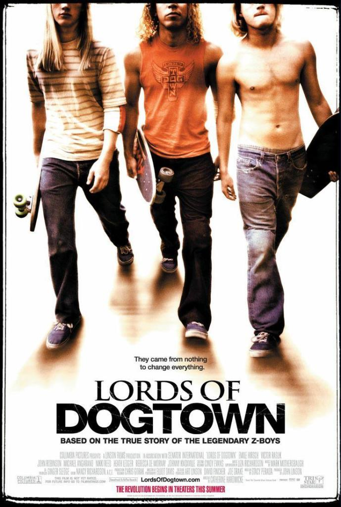 Los amos de Dogtown (2005) HD 1080p Latino