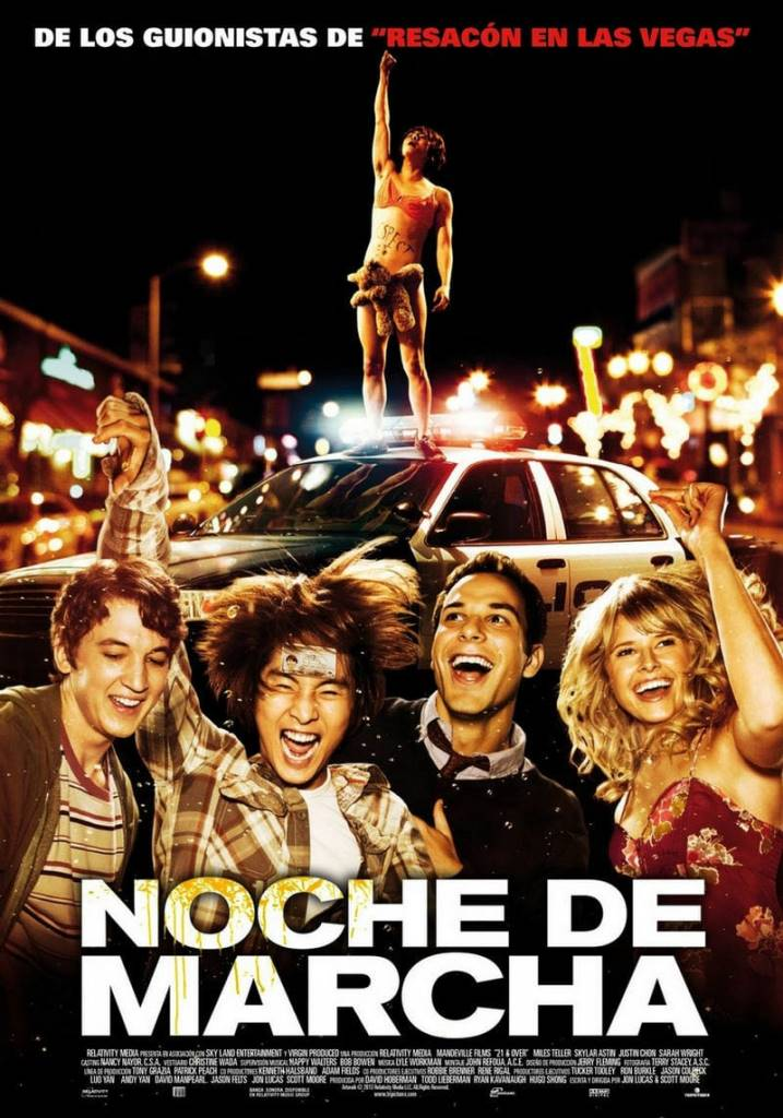 Noche de marcha (2013) HD 1080p Latino