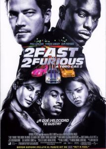 Rápidos y Furiosos 2 (2003) HD 1080p Latino