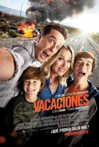 Vacaciones (2015) HD 1080p Latino