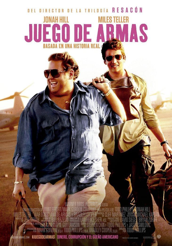 Juego de armas (2016) HD 1080p Latino