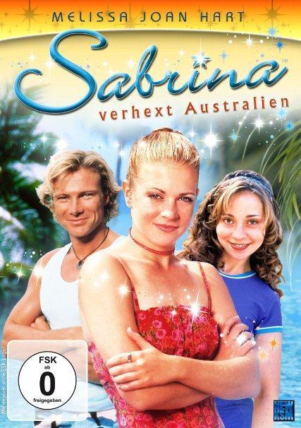 Sabrina en Australia