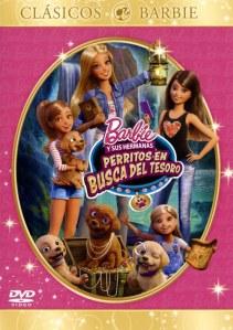 Barbie y sus hermanas: Perritos en busca del tesoro