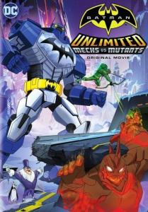 Batman Unlimited: Máquinas vs. Monstruos