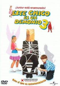 Este chico es un demonio 3 (1995) DVD-Rip Latino
