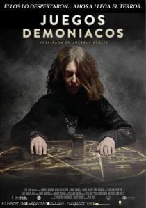 Juegos demoníacos (Ghoul)