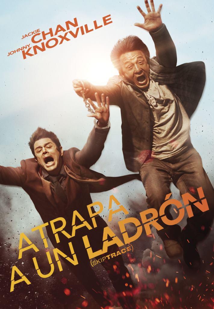 Atrapa a un ladrón (2016) HD 1080p Latino