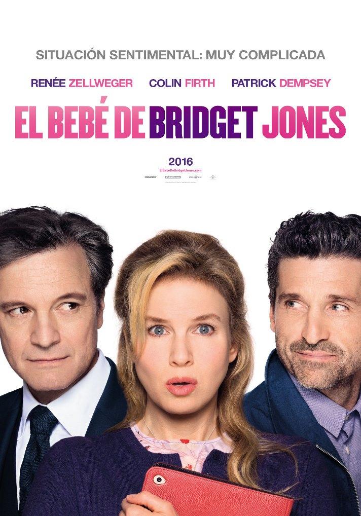 El bebé de Bridget Jones (2016) HD 1080p Latino