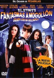 Fantasmas a mogollón (2008) DVD-Rip Español