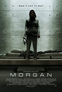 Morgan (2016) HD 1080p Latino