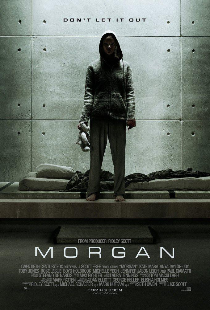 Morgan (2016) HD 1080p Latino