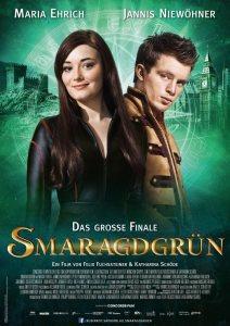La última viajera del tiempo: Esmeralda (2016) DVD-Rip Latino