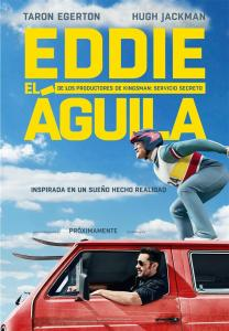 Eddie el Águila (2016) HD 1080p Latino