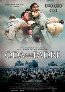 Oda a mi padre (2014) DVD-Rip Castellano