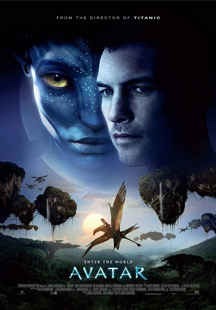Avatar (2009) HD 1080p Latino