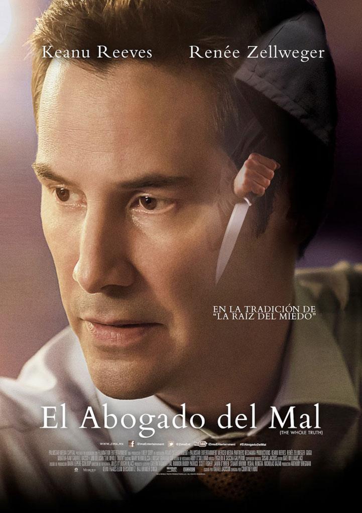 El abogado del mal (2016) HD 1080p Latino