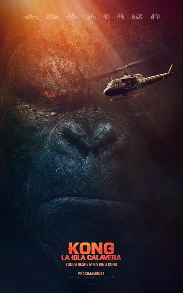 Kong: La isla calavera (2017) HD 1080p Latino