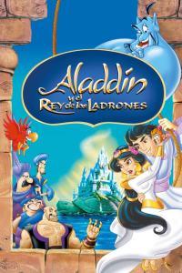 Aladdín y el rey de los ladrones (1995) HD 1080p Latino