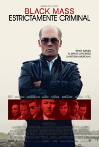Black Mass: Estrictamente criminal (2015) HD 1080p Latino