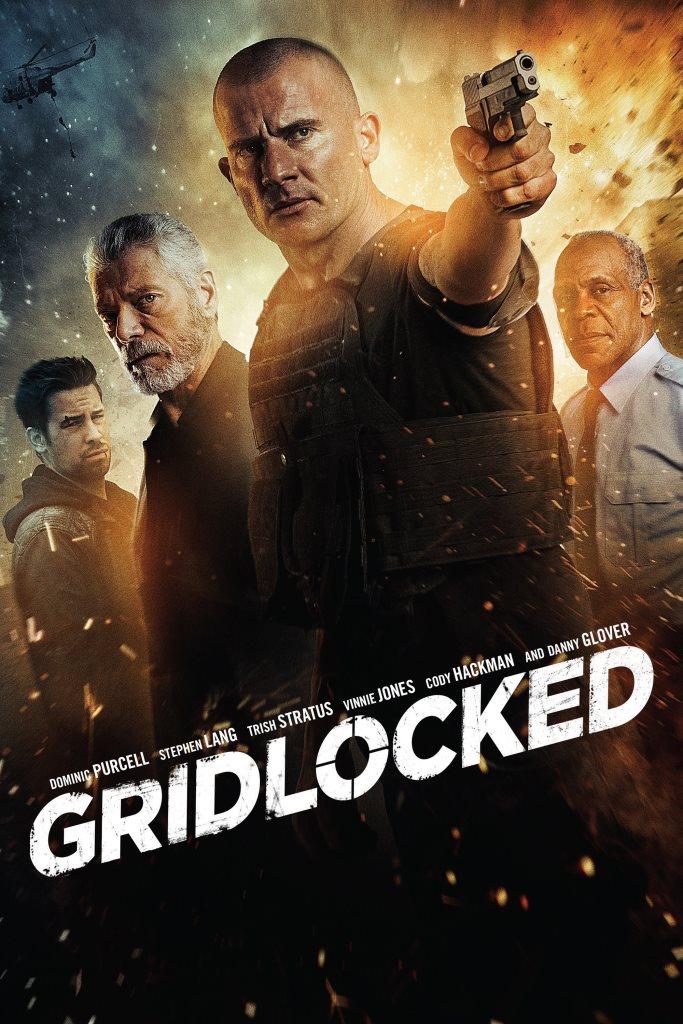 Gridlocked (2015) HD 1080p Latino