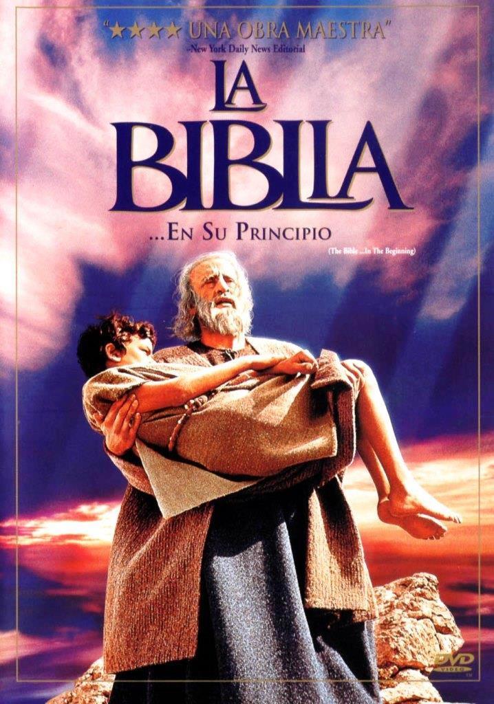 La biblia… en su principio (1966) HD 1080p Latino