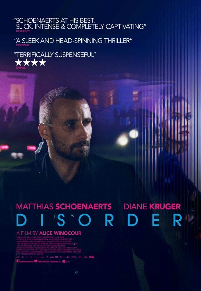 Disorder (El Protector)
