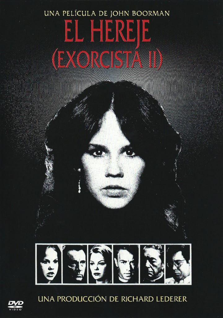 El exorcista 2: el hereje (1977) HD 1080p Latino