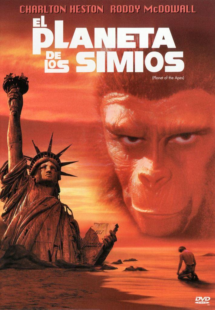 El planeta de los simios 1968