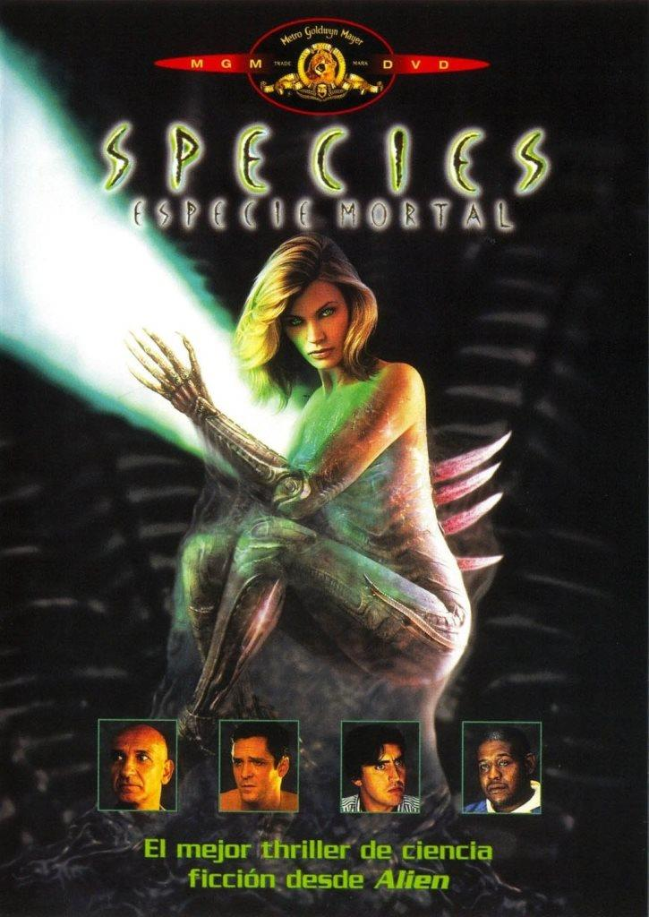 Especie mortal (Species)