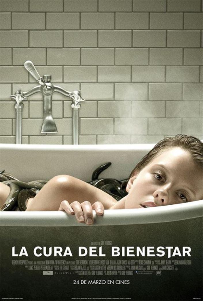 La cura del bienestar (2017) HD 1080p Latino