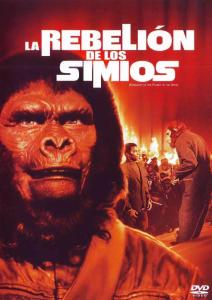 La rebelión de los simios (1972) HD 1080p Latino