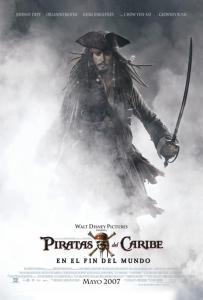 Piratas del Caribe 3: En el fin del mundo (2007) HD 1080p Latino