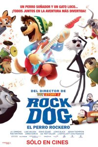 Rock Dog: El Perro Rockero (2016) HD 1080p Latino