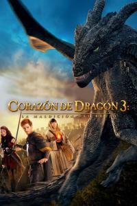 Corazón de dragón 3: La maldición del brujo (2015) HD 1080p Latino