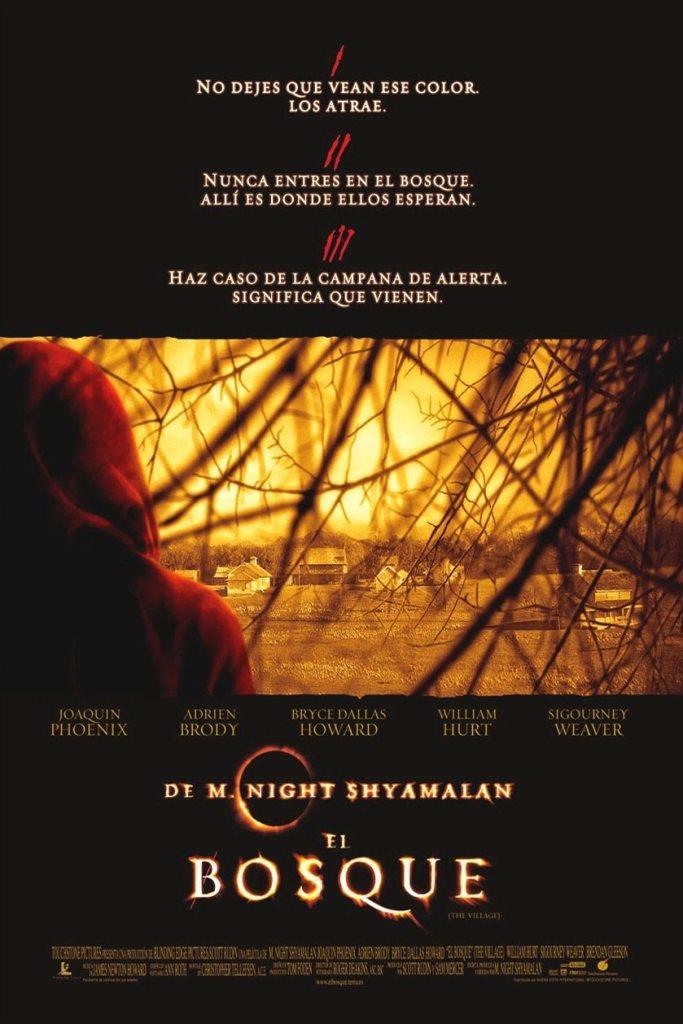 El bosque (2004) HD 1080p Latino