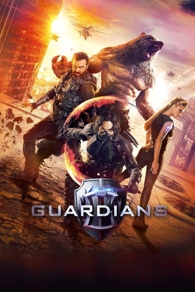 Guardianes (2017) HD 1080p Latino