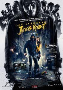 Le llamaban Jeeg Robot (2015) HD 1080p Latino